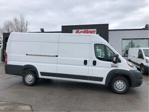 2018 Ram ProMaster 3500 3500 LOADED! 3 PASS, BLUETOOTH, B/CAMERA
