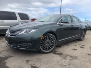 2015 Lincoln MKZ Leather Navigation Sunroof