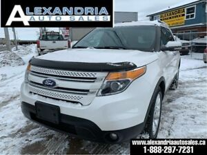 2012 Ford Explorer Limited/leather/sunroof/like new/safety inclu