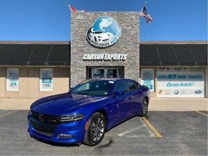 2018 Dodge Charger WOW GT AWD! FINANCING AVAILABLE!