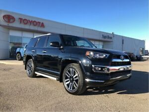 2018 Toyota 4Runner Limited 7 Passenger - Fully Loaded