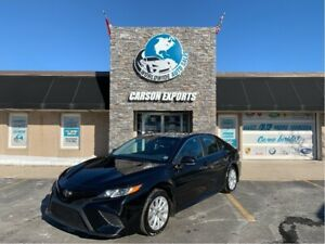 2018 Toyota Camry SHARP CAMRY SE! FINANCING AVAILABLE!