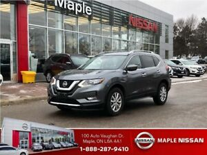 2019 Nissan Rogue SV AWD-Low Mileage,Android/Apple Car Play!