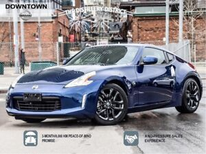 2017 Nissan 370Z Coupe 6sp *Nissan Certified*