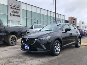 2016 Mazda CX-3 GX - LOW KMS, Accident Free! Super Clean!