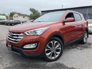 2014 Hyundai Santa Fe Sport 2.0T Premium AWD LEATHER SUNROOF NAV