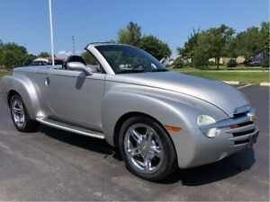 2004 Chevrolet SSR 1SB Chrome Wheels