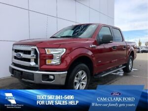 2016 Ford F-150 XLT 301A 2.7L V6 Ecoboost with Tow Package