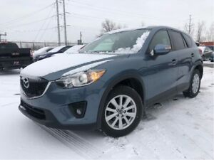 2015 Mazda CX-5 GS  |  Sunroof |  Alloys | Auto