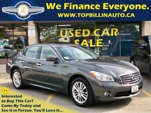 2012 Infiniti M37x Navigation, Active Cruise, Extra Clean