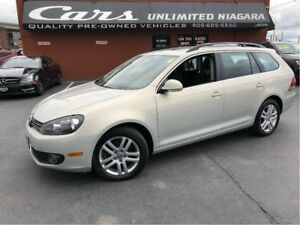 2011 Volkswagen Golf 2.0 TDI Highline | NAVI | PANO | HEATED SEA