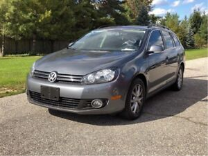 2013 Volkswagen Golf Wagon Comfortline- DIESEL/ HEATED SEATS / F