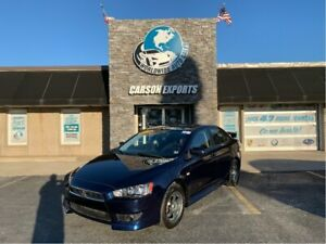 2014 Mitsubishi Lancer LOOK 5 SPEED SE! FINANCING AVAILABLE!
