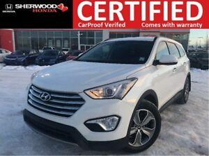 2015 Hyundai Santa Fe XL Premium AWD| REMOTE START|3M|HEATED SEA