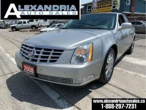 2008 Cadillac DTS navi/leather/mint/safety included