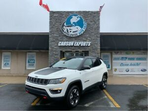 2018 Jeep Compass LOOK CLEAN TRAILHAWK! FINANCING AVAILABLE!