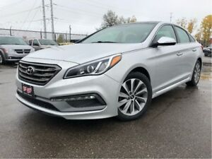 2015 Hyundai Sonata Sport   Sunroof -  Heated Seats