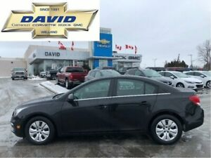 2015 Chevrolet Cruze 1LT/REMOTE START/ REAR CAM/ HEATED MIRRORS