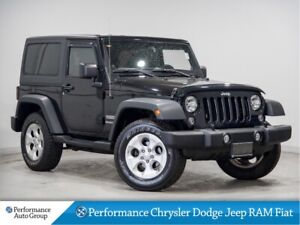 2014 Jeep Wrangler Sport * AUTOMATIC * A/C * HARD TOP * 4X4