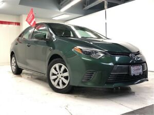 2015 Toyota Corolla LE|ACCIDENT FREE|BACKUP CAM|BLUETOOTH