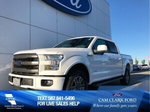 2017 Ford F-150 Lariat 501A 3.5L Ecoboost with Sport Package