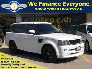 2011 Land Rover Range Rover Sport HSE GT Edition, Fully Loaded