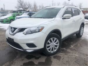 2015 Nissan Rogue S AWD Cruise Control Multi-Function Wheel