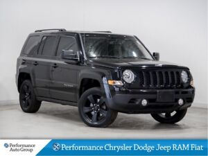 2015 Jeep Patriot HIGH ALTITUDE * LEATHER * SUNROOF * 4X4