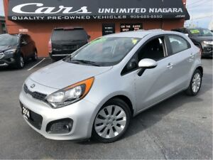 2014 Kia Rio EX | 1 OWNER | CAMERA | HEATED SEATS | ECO ...
