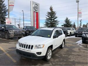 2011 Jeep Compass Sport/North 4WD CLEAN CAR PROOF!