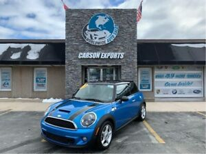 2012 Mini Cooper Hardtop SPRING TOY COOPER S! FINANCING AVAILABL