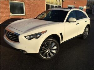 2013 Infiniti FX37 Premium / BIG WHEELS / IMPECABLE FULL GARANTE