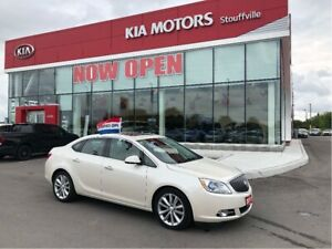 2015 Buick Verano One owner, Clean car fax, LOW KMS, LEATHER PAC
