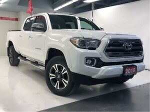 2016 Toyota Tacoma Limited V6|NAVI|BACK CAM|LTHER|ROOF|ALLOY