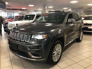 2018 Jeep Grand Cherokee SUMMIT**ECO DIESEL*DEMO**
