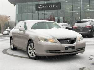 2007 Lexus ES 350 LEATHER/ROOF