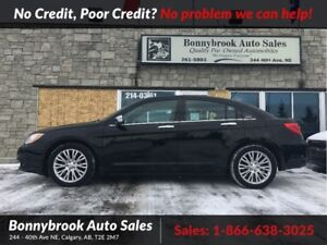 2012 Chrysler 200 Limited LEATHER P/SUNROOF REMOTE STARTER