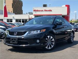 2015 Honda Accord Coupe EX-L with Navigation-super clean-clean C