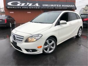 2014 Mercedes Benz B-Class 250 Sports Tourer | ROOF | LEATHER |