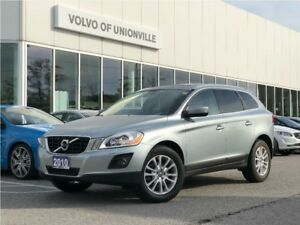2010 Volvo XC60 3.2 AWD A LP AWD T6 PANORAMIC SUNROOF,18'' ALLOY