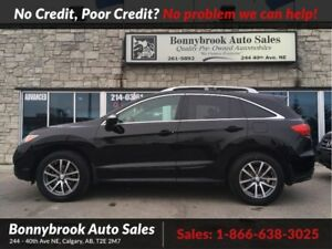 2014 Acura RDX Tech Pkg LEATHER NAVIGATION R/V CAMERA
