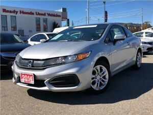 2014 Honda Civic Coupe LX - Bluetooth - Heated Seats