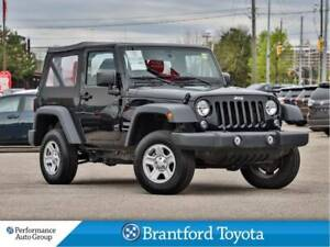 2018 Jeep Wrangler Sport, Air Conditioning, Only 12454 Km's, Man