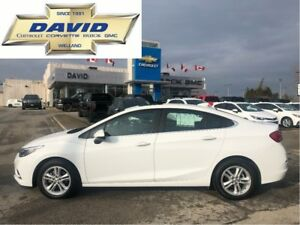 2018 Chevrolet Cruze 1LT TRUE NORTH/ REMOTE START/ SUNROOF/ REAR