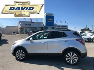 2018 Buick Encore CX PREFERRED, PSEAT, RCAM, 18ALLYS, LOW KM'S
