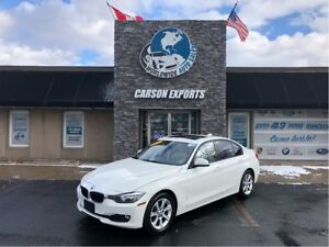 2013 BMW 3 Series BEAUTIFUL 320i xDrive