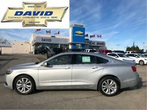 2018 Chevrolet Impala LT/ REMOTE START/ SUNROOF/ REAR CAMERA!!