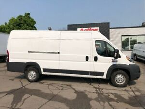 2018 Ram ProMaster 3500 3 pass, 1 ton, loaded. fin or lease from