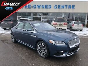 2018 Lincoln Continental Reserve | AWD | 1.49% 60 Months!