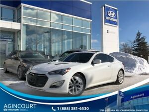 2013 Hyundai Genesis 2.0T Premium|LEATHER|NAVI|SUNROOF|1 OWNER